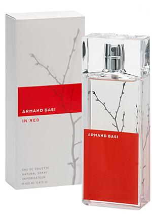 ДЛЯ ЖЕНЩИН Armand Basi In Red EDT 100 ML для женщин