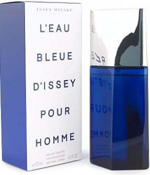МУЖСКИЕ Issey Miyake L'eau Bleue D'issey Pour Homme  EDT 75 ML (ЛИЦЕНЗИЯ)
