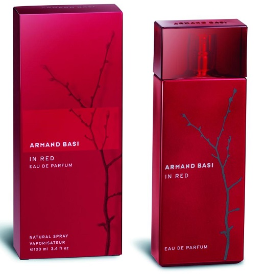 ДЛЯ ЖЕНЩИН Armand Basi In Red EDP 100 ML для женщин