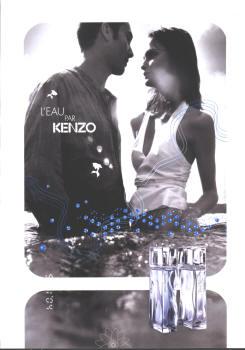 МУЖСКИЕ KENZO  L'EAU PAR KENZO(new 2007) Man 100 ML (ЛИЦЕНЗИЯ)