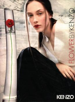 ЖЕНСКИЕ KENZO  Flower by Kenzo For Woman  EDP 50 ML (ЛИЦЕНЗИЯ)