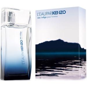 МУЖСКИЕ Kenzo L`Eau Par Eau Indigo Pour Homme EDT 100 ml (ЛИЦЕНЗИЯ)