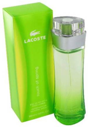 ЖЕНСКИЕ LACOSTE   TOUCH OF SPRING  For Women  EDP 90 ml (ЛИЦЕНЗИЯ)