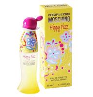 ЖЕНСКИЕ Moschino HIPPY FIZZ  For Women  EDT 100 ml (ЛИЦЕНЗИЯ)