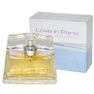 ЖЕНСКИЕ Nina Ricci Love In Paris For Woman EDP 80 ml (ЛИЦЕНЗИЯ)