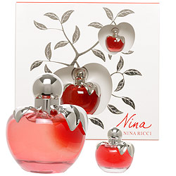 ЖЕНСКИЕ NINA RICCI   NINA  For Women EDP 80 ML (ЛИЦЕНЗИЯ)