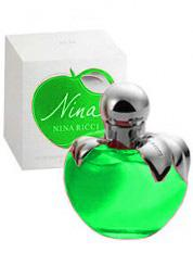 ЖЕНСКИЕ NINA RICCI  Nina PLAIN Green Apple  For Women EDP 80 ML (ЛИЦЕНЗИЯ)