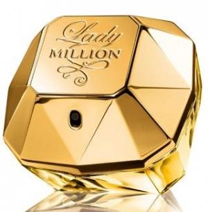 ЖЕНСКИЕ PACO RABANNE Lady Million For Woan EDP 100 ml (ЛИЦЕНЗИЯ)