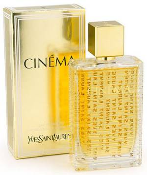 ЖЕНСКИЕ Yves Saint Laurent Cinema EDP For Woman 90 ml (ЛИЦЕНЗИЯ)