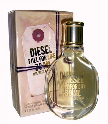 ЖЕНСКИЕ DISEL Fuel for Life for her EDT 75 ML (ЛИЦЕНЗИЯ)