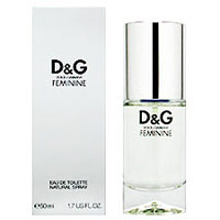 ЖЕНСКИЕ DOLCE&GABBANA FEMININE For Woman EDP 100 ML NEW (ЛИЦЕНЗИЯ)