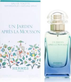 УНИСЕКС HERMES  Un Jardin Sur Le Nil  APRES MUSSON УНИСЕКС 100 ML (ЛИЦЕНЗИЯ)