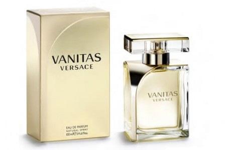 ЖЕНСКИЕ VERSACE   Vanitas  For Woman EDT 100 ml   (ЛИЦЕНЗИЯ)