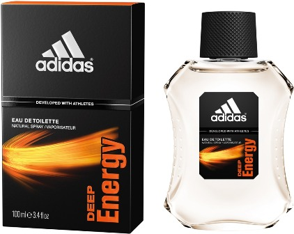 ДЛЯ МУЖЧИН Adidas Deep Energy EDT 100 ml для мужчин