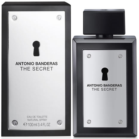 ДЛЯ МУЖЧИН Antonio Banderas The Secret EDT 100 ML для мужчин