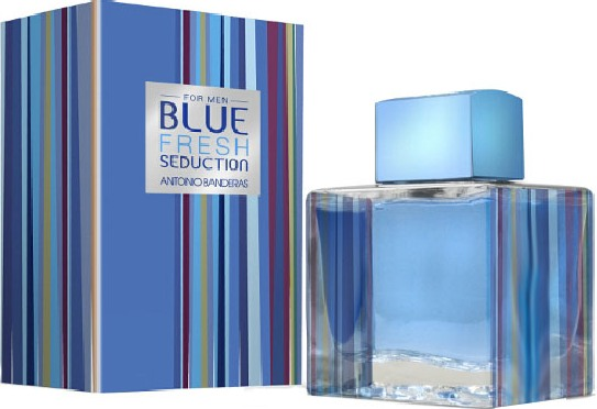 ДЛЯ МУЖЧИН Antonio Banderas Blue Fresh Seduction for Men EDT 100 ML для мужчин