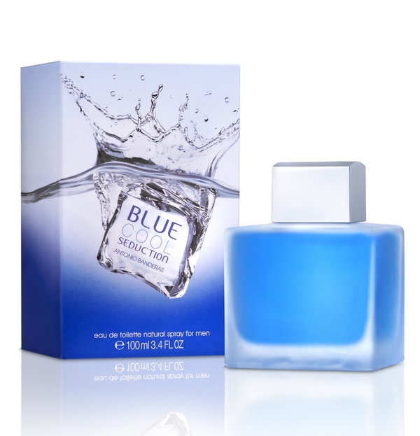 ДЛЯ МУЖЧИН Antonio Banderas Blue Cool Seduction for Men EDT 100 ML для мужчин