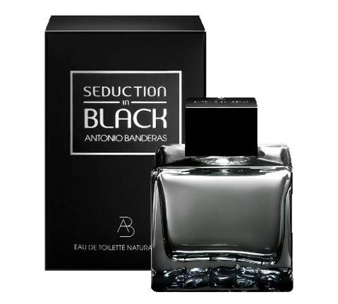 ДЛЯ МУЖЧИН Antonio Banderas Seduction in Black EDT 100 ML для мужчин