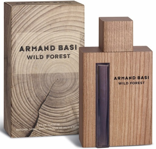 ДЛЯ МУЖЧИН Armand Basi Wild Forest EDT 90 ML для мужчин