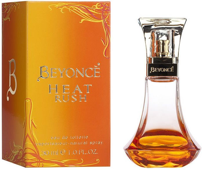 ДЛЯ ЖЕНЩИН Beyonce Heat Rush EDP 100 ML для женщин