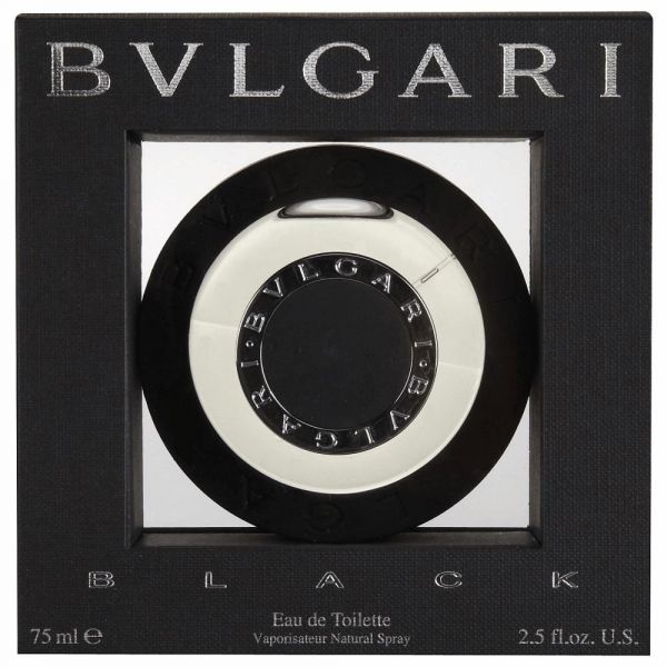 ДЛЯ МУЖЧИН Bvlgari Black EDT 75 ML для мужчин