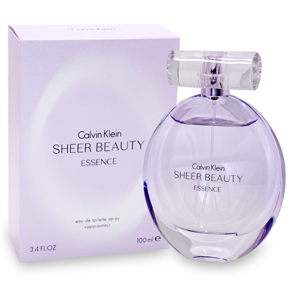 ДЛЯ ЖЕНЩИН Calvin Klein Sheer Beauty Essence EDT 100 ml для женщин