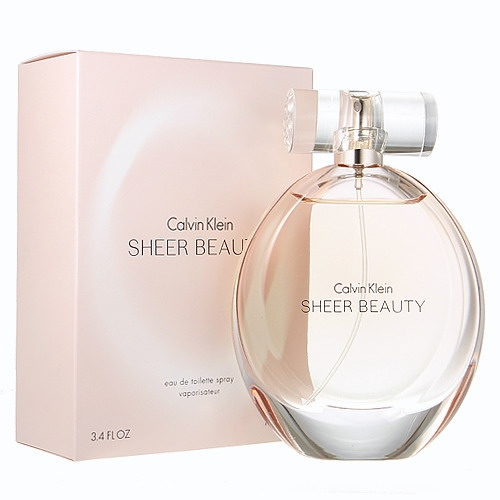ДЛЯ ЖЕНЩИН Calvin Klein Sheer Beauty EDT 100 ml для женщин