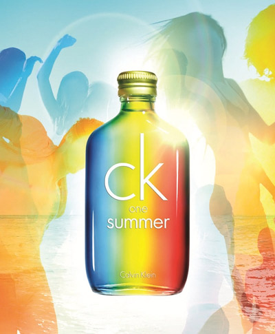 УНИСЕКС Calvin Klein CK One Summer EDT 100 ml унисекс