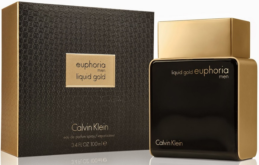 ДЛЯ МУЖЧИН Calvin Klein Liquid Gold Euphoria Men EDP 100 ml для мужчин