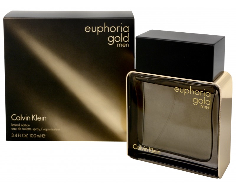 ДЛЯ МУЖЧИН Calvin Klein Euphoria Gold Men EDT 100 ml для мужчин