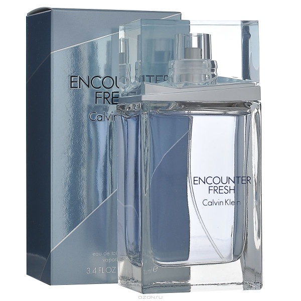 ДЛЯ МУЖЧИН Calvin Klein Encounter Fresh EDT 100 ml для мужчин